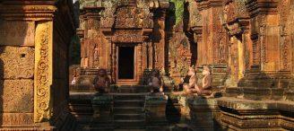 Envolez-vous à la découverte cambodge en famille