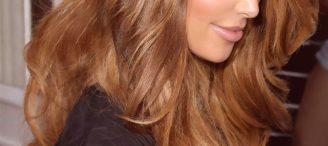 Couleur de cheveux caramel, je craque pour cette tendance