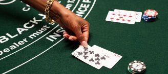 Prenez du bon temps à jouer au blackjack
