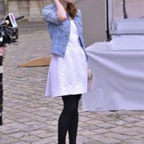 comment porter la veste en jean
