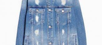 Mango veste en jean