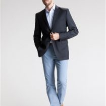 veste costume homme avec jean