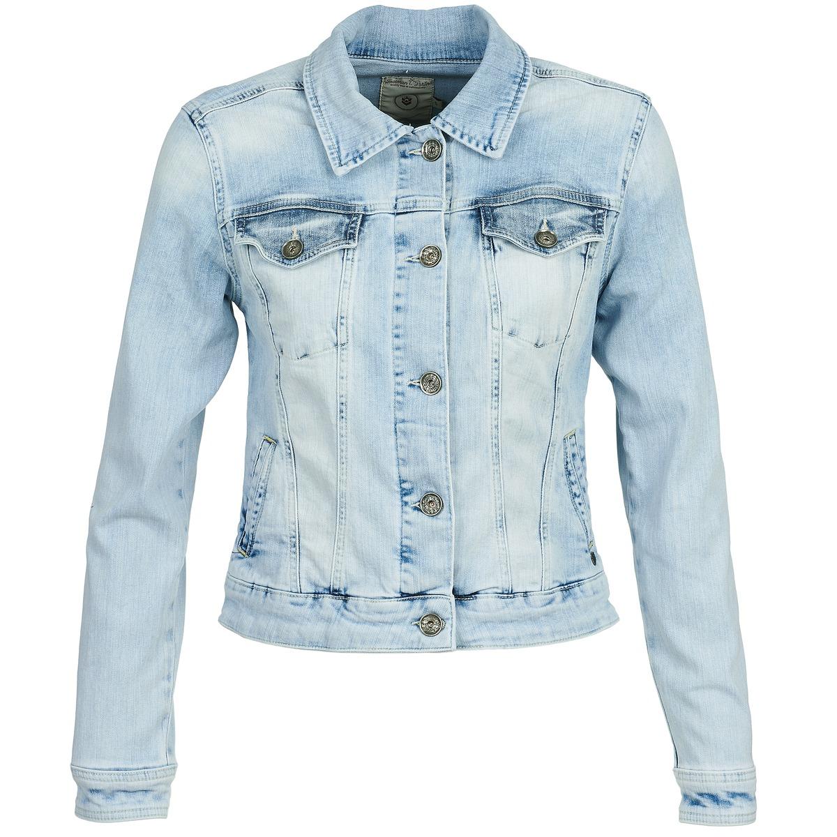 vast selection quality design latest discount Veste en jean clair
