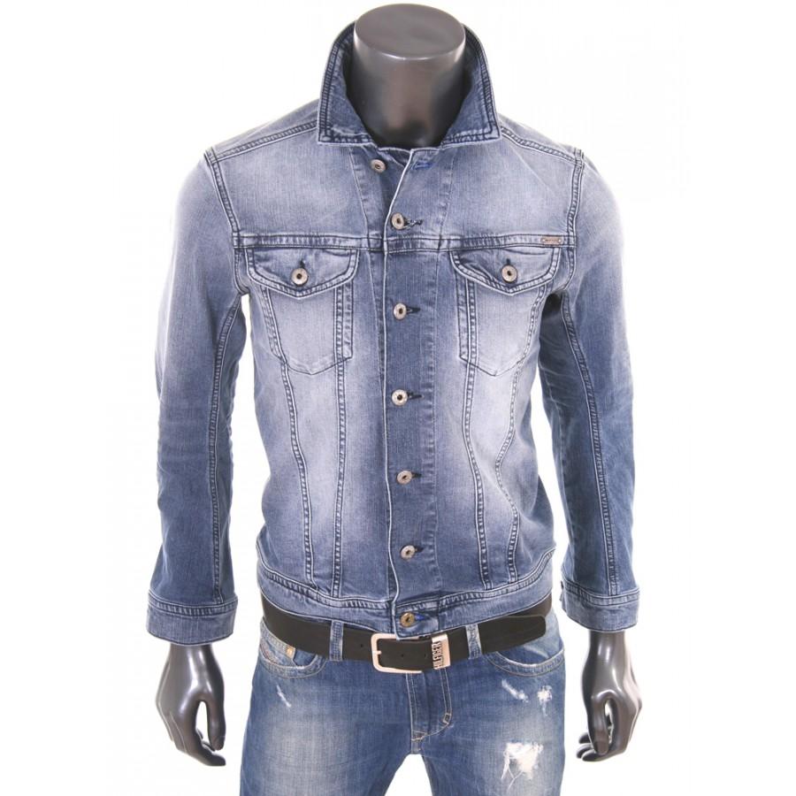 veste en jean diesel femme