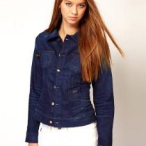 veste en jean femme g star