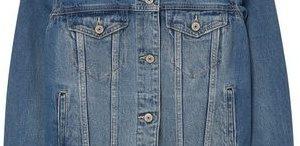 Veste en jean femme mango