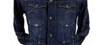 Veste en jean gstar