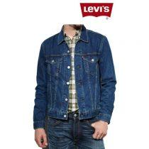 veste en jean levis homme pas cher