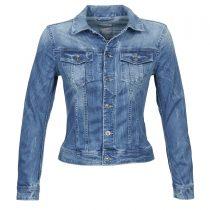 veste en jean pas cher femme