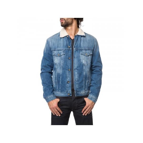 veste en jean teddy smith