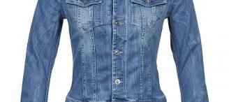 Veste en jeans femme pas cher