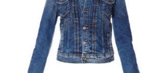 Veste en jeans pas cher