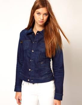 veste jean g star femme