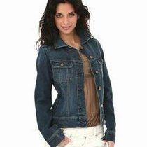 veste jean grande taille