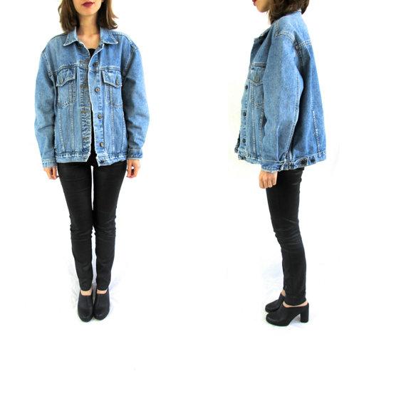 Veste jean femme fashion