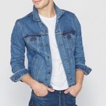 veste jeans homme
