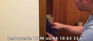 Comment ouvrir une porte avec une radio ?